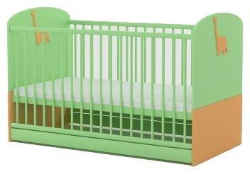Кроватка Baggi Дино