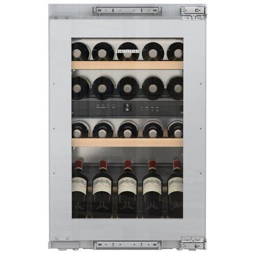 Встраиваемый винный шкаф Liebherr EWTdf 1653 встраиваемый винный шкаф liebherr ewtdf 3553