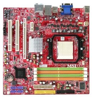 MSI Материнская плата MSI K9A2VM-FD