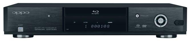 OPPO Blu-ray-плеер OPPO BDP-83