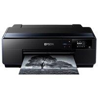 Принтер Epson SureColor SC-P600 C11CE21301 {A3+, 5760 dpi, 9 красок, LCD, USB2.0, WiFi, сетевой, печать на CD/DVD}