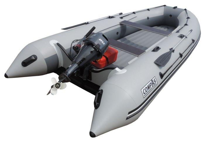 Надувная лодка Compas 460