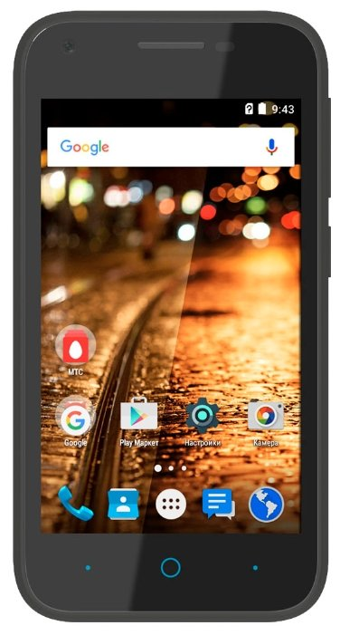 МТС Смартфон МТС Smart Start 3 Sim Lock