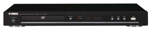 DVD-плеер YAMAHA DVD-S663