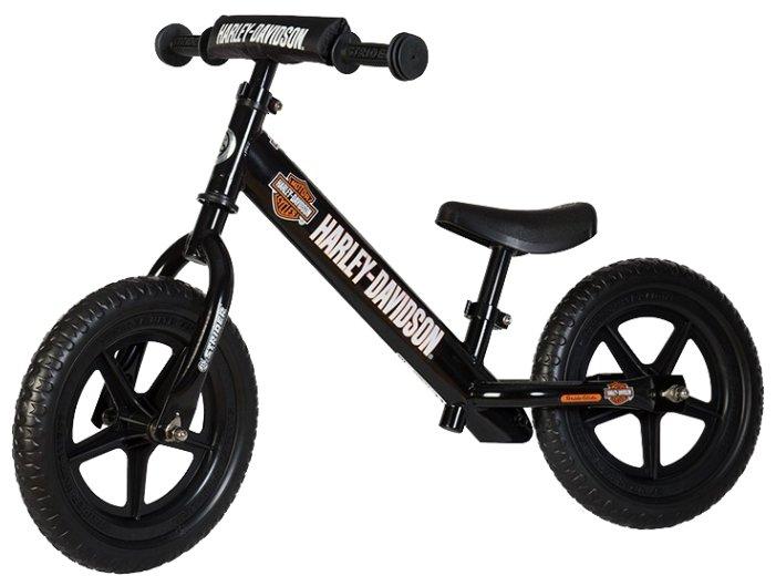 Беговел Strider 12 Harley-Davidson