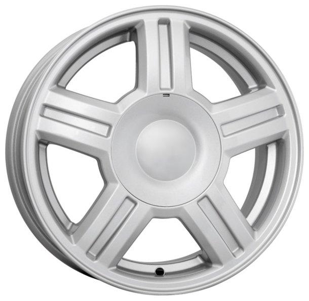 Колесный диск K&K Торус 5.5x14/4x98 D58.5 ET35 Сильвер F