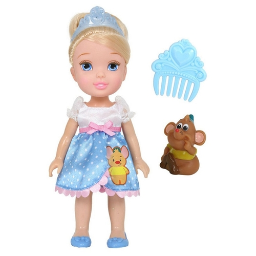 Кукла JAKKS Pacific Disney Princess с питомцем 15 см 75491