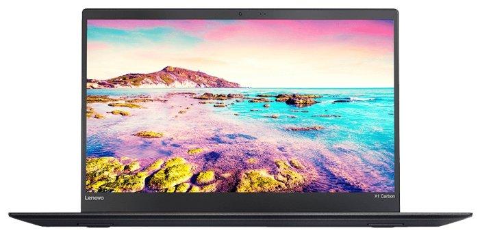 "Lenovo THINKPAD X1 Carbon Ultrabook (5th Gen) (Intel Core i5 7200U 2500 MHz/14""/1920x1080/8Gb/256Gb SSD/DVD нет/Intel HD Graphics 620/Wi-Fi/Bluetooth/LTE/Windows 10 Home)"