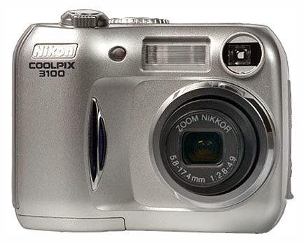 Фотоаппарат Nikon Coolpix 3100