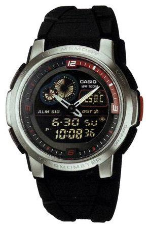 Наручные часы CASIO AQF-102W-1B
