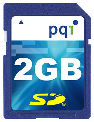 Карта памяти PQI Secure Digital Card