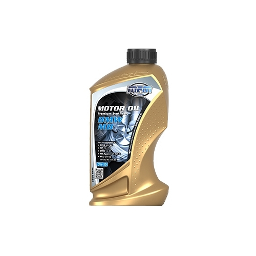Моторное масло MPM-OIL Premium Synthetic BMW/MB 5W-30 1 л Моторные масла
