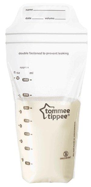 Tommee Tippee Пакеты для хранения грудного молока 350 мл