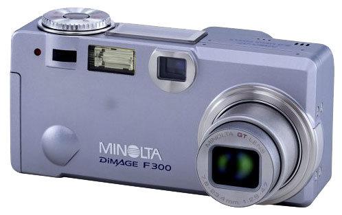 Фотоаппарат Minolta DiMAGE F300