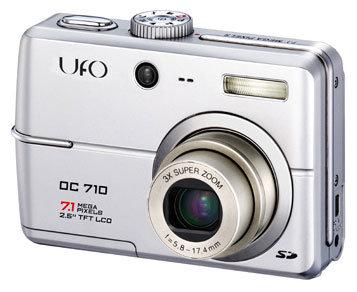 Фотоаппарат UFO DC 710