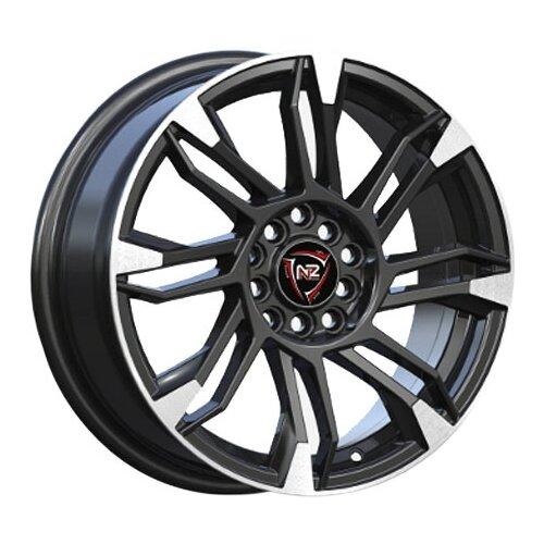 Фото - Колесный диск NZ Wheels F-8 6.5x16/4x98 D58.6 ET38 BKPS колесный диск nz wheels sh658 6 5x16 5x114 3 d67 1 et38