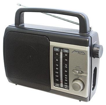 Радиоприемник ИРЗ Лира РП-236