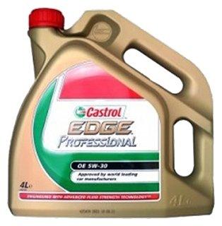 Моторное масло Castrol Edge Professional OE 5W-30 4 л