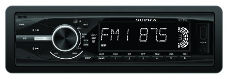 Автомагнитола SUPRA SFD-110U