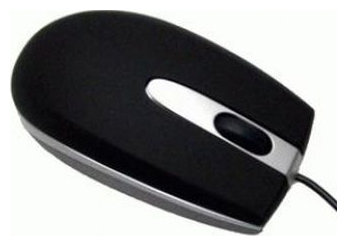 Мышь Chicony MS-0718 Black PS/2