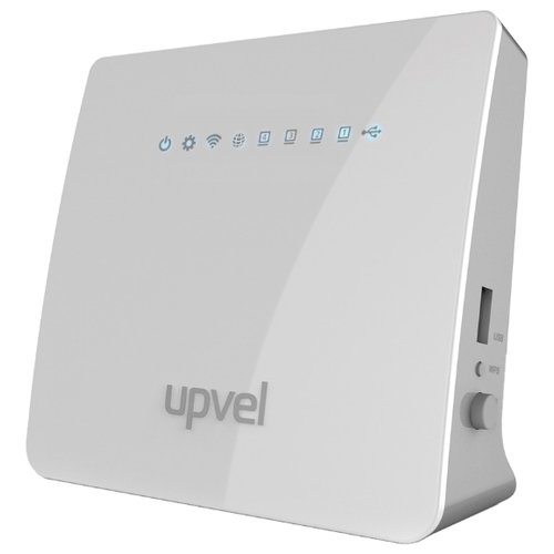 Wi-Fi роутер UPVEL UR-329BNU белый wi fi роутер upvel ur 325bn