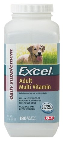 8 In 1 Excel Daily Multi-Vitamin для собак
