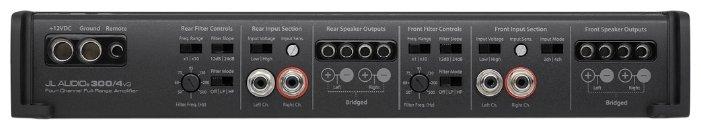 JL Audio 300/4v3