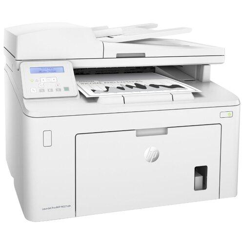 Фото - МФУ HP LaserJet Pro MFP M227sdn белый omnilux oml 46301 01