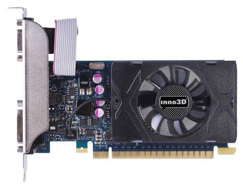 Inno3D GeForce GT 730 902Mhz PCI-E 2.0 1024Mb 5000Mhz 64 bit DVI HDMI HDCP