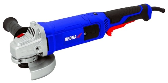 УШМ Dedra DED7952, 1200 Вт, 125 мм