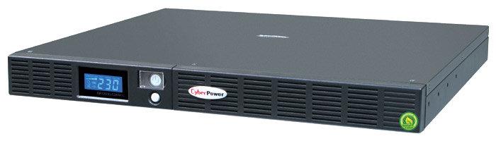 Интерактивный ИБП CyberPower OR1000ELCDRM1U