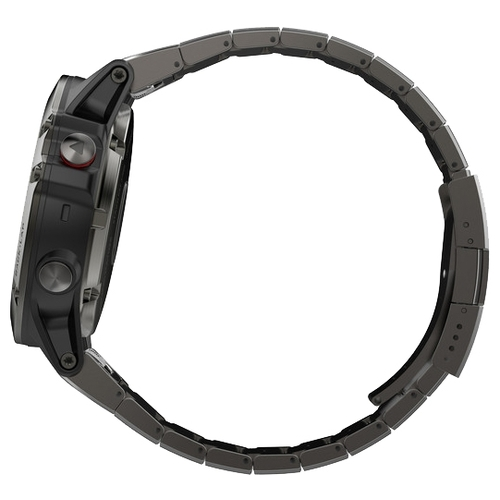 Часы Garmin Fenix 5X Sapphire with Metal Band