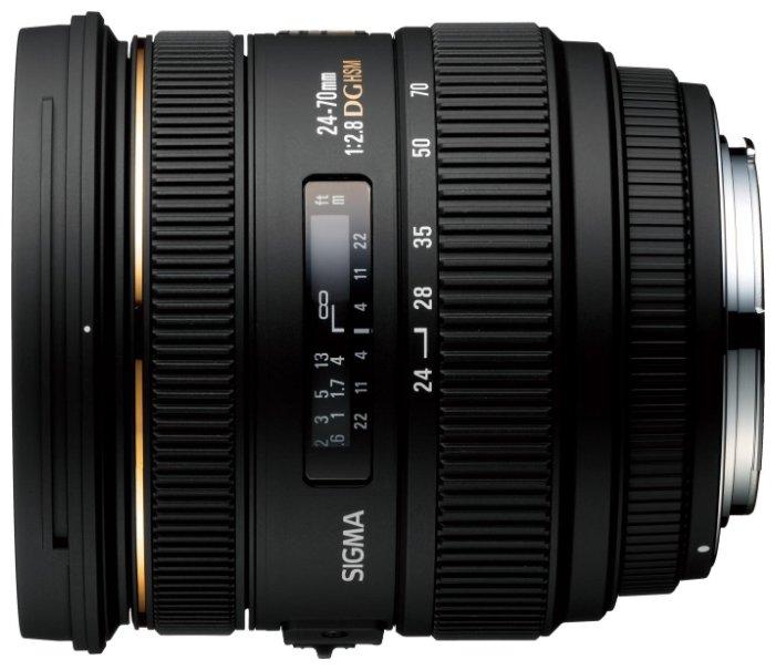 Sigma AF 24-70mm f/2.8 IF EX DG ASPHERICAL HSM Nikon F