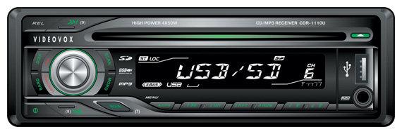 Videovox CDR-1110U