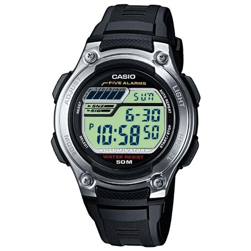 Наручные часы CASIO W-212H-1A casio w s210h 1a
