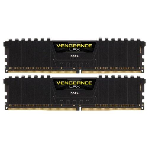 Купить Оперативная память Corsair CMK32GX4M2A2400C16