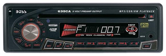Автомагнитола Boss 635CA