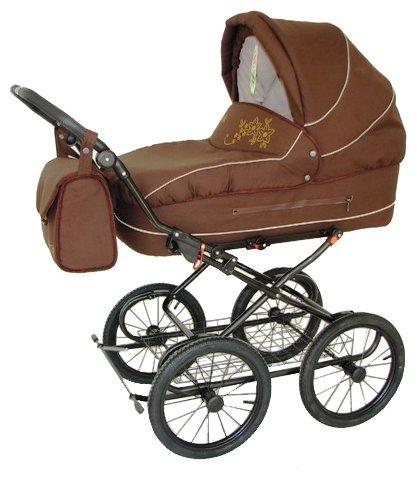 Коляска для новорожденных Little Trek Элит