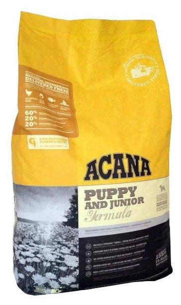 Корм для щенков Acana Classics 18 кг