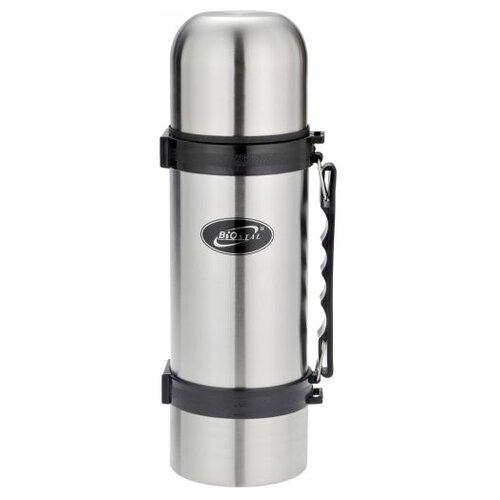 Классический термос Biostal NY-1800-2 (1,8 л) серебристый