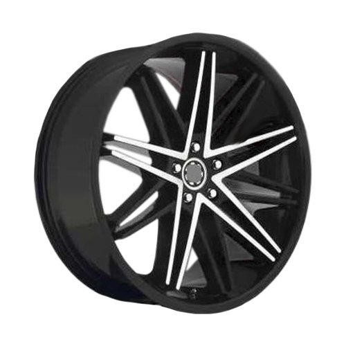 Фото - Колесный диск NZ Wheels SH674 7x17/5x112 D66.6 ET43 BKF колесный диск nz wheels sh669 7x17 5x112 d57 1 et43 silver