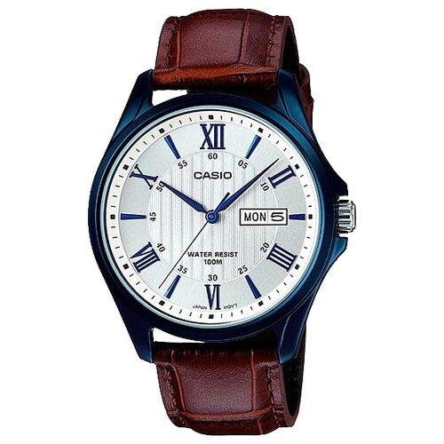 Наручные часы CASIO MTP-1384BUL-5A наручные часы casio msg s200g 5a