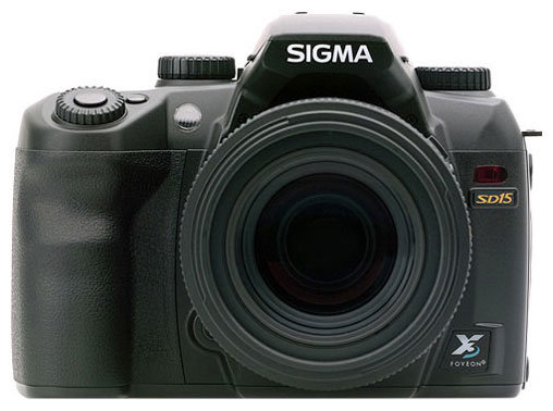 Sigma SD15 Body