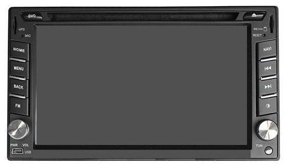 iBix Nissan Terrano III Android 2.2