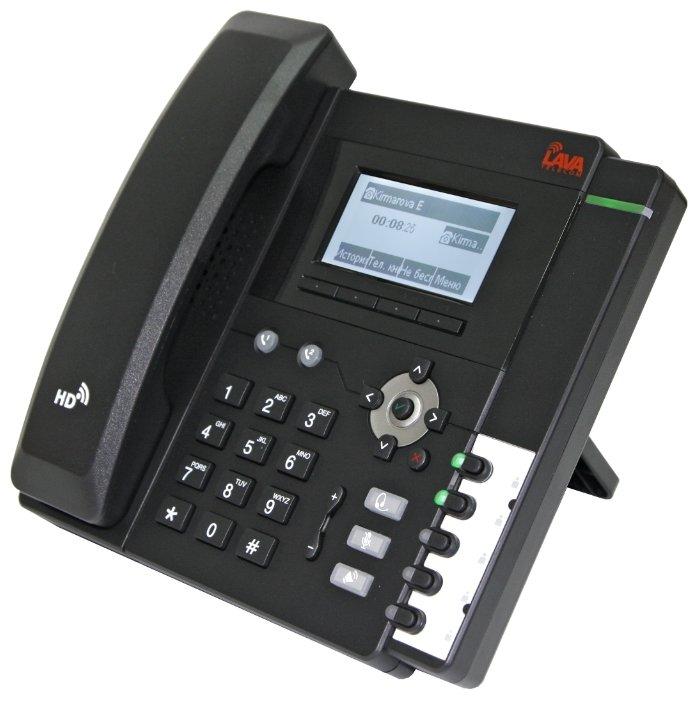 LAVA Telecom VoIP-телефон LAVA Telecom LV-2SB-P