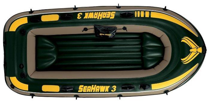 Надувная лодка Intex Seahawk-300 (68349)