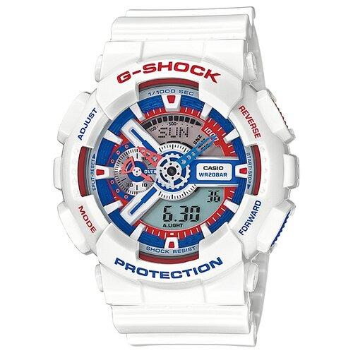 Наручные часы CASIO GA-110TR-7A наручные часы casio analog lth 1060l 7a
