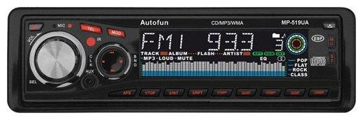 Автомагнитола Autofun МР-519UA