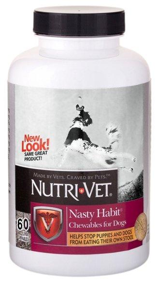 Добавка в корм Nutri-Vet Nasty Habit