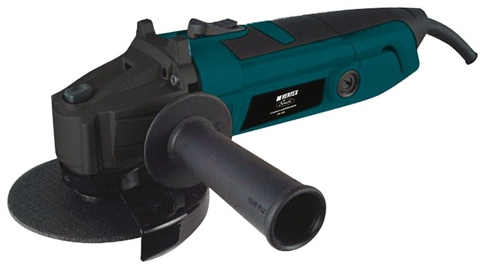 УШМ VERTEX VR-1509, 900 Вт, 125 мм
